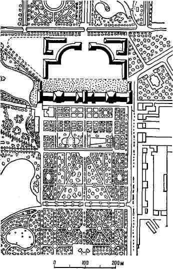 Петергофа, Царского Села и